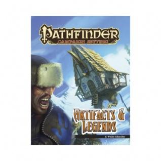 Pathfinder - Campaign - Artifacts und Legends