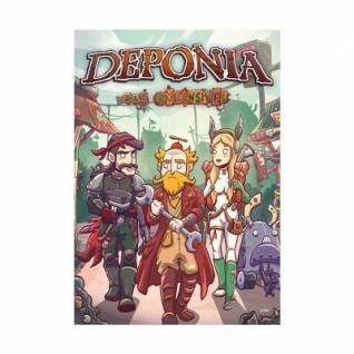 Deponia - Das Rollenspiel - Neuauflage