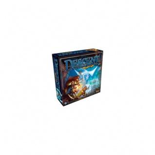 Descent 2nd Edition Boardgame - ENGLISCH