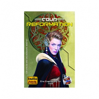 Coup Kartenspiel - Reformation Erweiterung