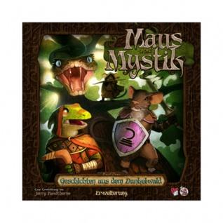 Maus und Mystik - Geschichten aus dem Dunkelwald - Erweiterung