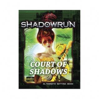 Shadowrun - Court of Shadows