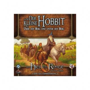 Herr der Ringe Kartenspiel - Über und unter den Berg - Hobbit Saga Erweiterung