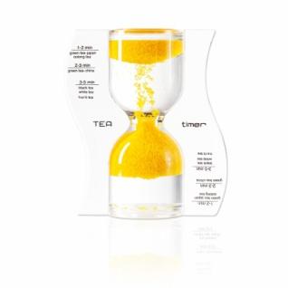 Sanduhr TEA timer - gelb - 5 Minuten