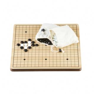 Go Spiel mit Glassteinen - 36 cm