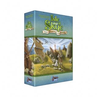 Isle of Skye - Kennerspiel des Jahres 2016