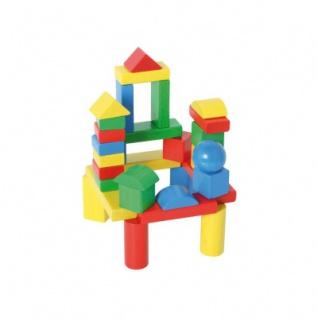Bauklötze - Baby Blocs - 30 extra große Holzbausteine - ab 1 Jahr