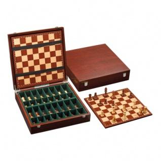Schachspiel - Luxus - groß - Breite 42 cm - Vorschau
