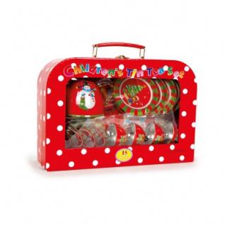 Picknickkoffer Weihnachten
