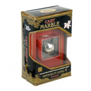 Cast Puzzle Baroq Level 4 Metallpuzzle