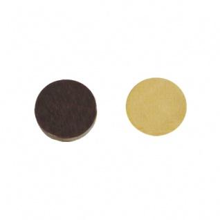 BG-Spielsteine - mini - Erle - 20 x 8 mm - braun und natur