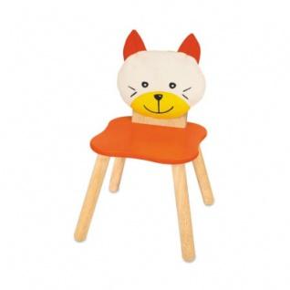 Kinderstuhl Katze - 310x310x550 mm