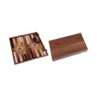 Psoradia - groß - Backgammon - Kassette - Holz