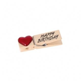 Geldklammer Happy Birthday