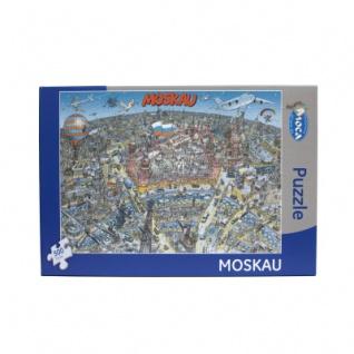 Moskau - Puzzle - Vorschau 3