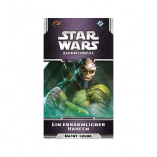 Star Wars Kartenspiel LCG - Ein erbärmlicher Haufen - Oppositions-Zyklus 2