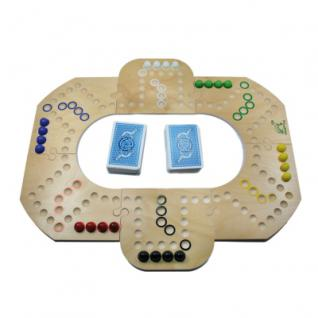 Brändi Dog Spiel für 2-6 Spieler