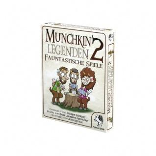 Munchkin Legenden 2 - Fauntastische Spiele - Vorschau 3