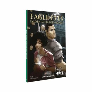Eagle Eyes - In den Schatten Roms - Eine Fate-Abenteuerwelt