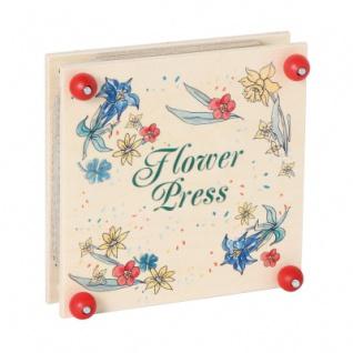 Flower Press groß