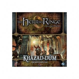 Herr der Ringe Kartenspiel - - Khazad-Dum Erweiterung