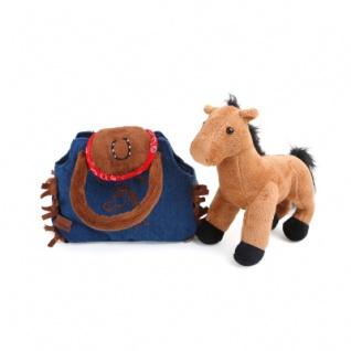 Pony in der Tasche - Western