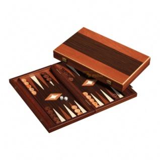 Backgammon - Kassette - Charisis - Holz - standard