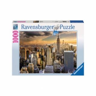 Puzzle - Großartiges New York (1000 Teile)