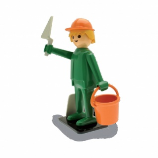 Playmobil Collector - Bauarbeiter