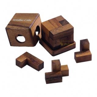 Ariadne-Cube - Denkspiel - Knobelspiel - Geduldspiel