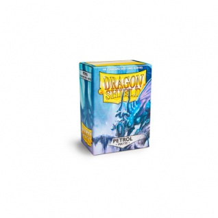 Dragon Shield Matte - Petrol - 100 Stück
