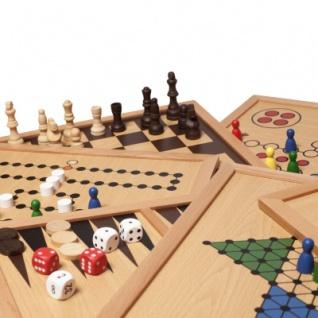Spielesammlung - Holz - Premium Edition - Vorschau 2