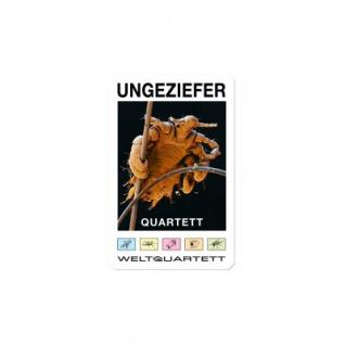 Ungeziefer-Quartett
