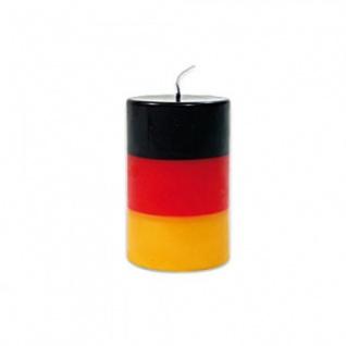Kerze - Deutschland - Stumpe - ca 12 cm