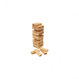Wackelturm mini - Höhe 150 mm