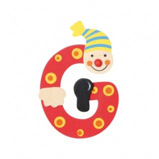 Buchstabe Clown G
