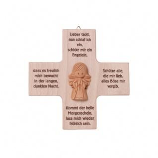 Kreuz mit Schutzengel - sortiert