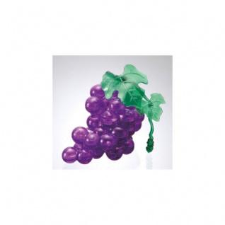 Crystal Puzzle - Traube - lila
