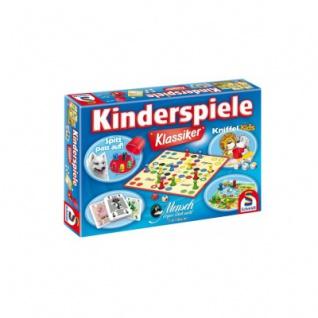 Spielesammlung - Kinderspiele Klassiker