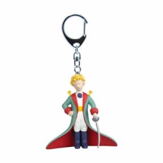 Der kleine Prinz - Kleine Prinz mit Gewand, Schlüsselanhänger