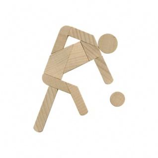 Kegeln-Puzzle