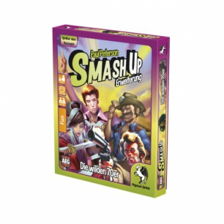 Smash Up - Die wilden 70er - Vorschau 2