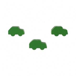 Kleinwagen - Pkw - Auto - 21x12x8mm - grün