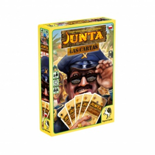 Junta - Las Cartas (polnische Ausgabe)
