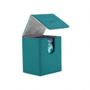 FlipDeck Case 100+ Standard Size XenoSkin Petrol