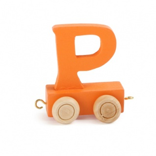 Buchstabenzug bunt P