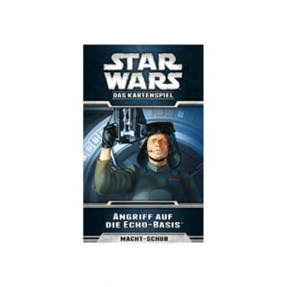Star Wars Kartenspiel LCG - Angriff auf die Echo-Basis - Hoth-Zyklus 4