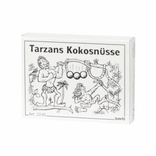 Tarzans Kokosnüsse