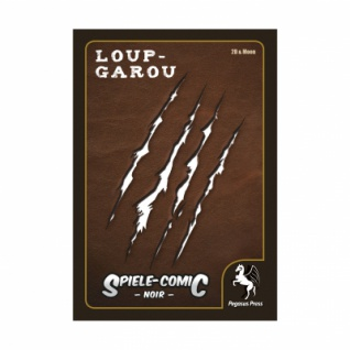 Spiele-Comic Noir - Loup-Garou - Vorschau 2