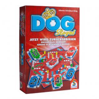 Dog-Royal - Schmidt Spiele - noch mehr taktik und ärgern